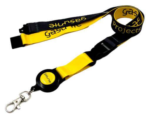 lanyards badge reel